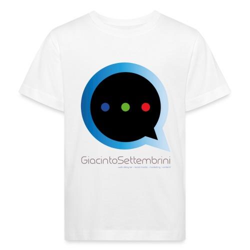 GS Model - Maglietta ecologica per bambini