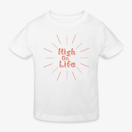 High On Life - Ekologisk T-shirt barn