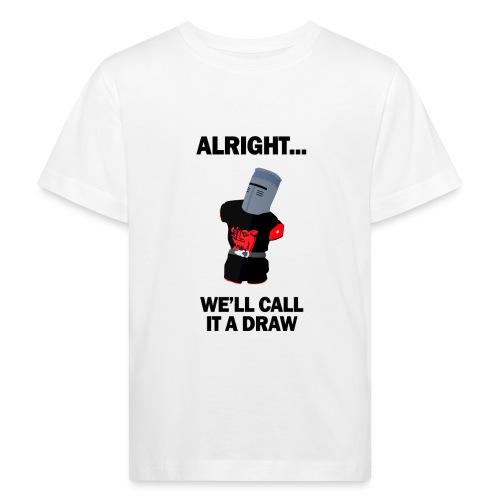 The Black Knight - Kids' Organic T-Shirt