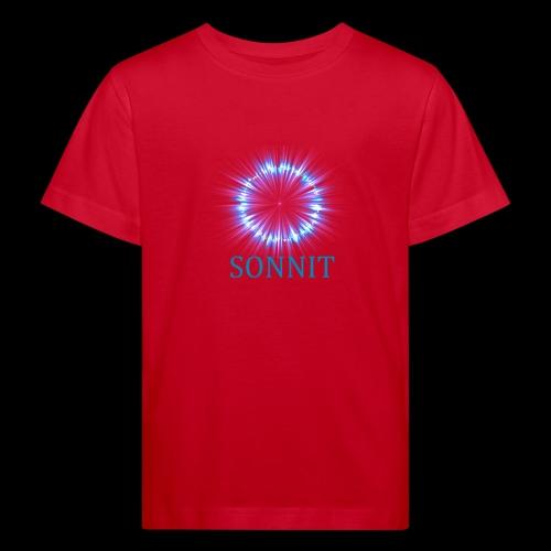 Sonnit Blue Transform Pack, Blue Blast - Kids' Organic T-Shirt