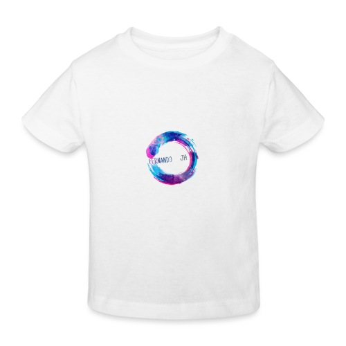 J h - Camiseta ecológica niño
