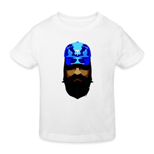 T-shirt gorra dadhat y boso estilo fresco - Camiseta ecológica niño