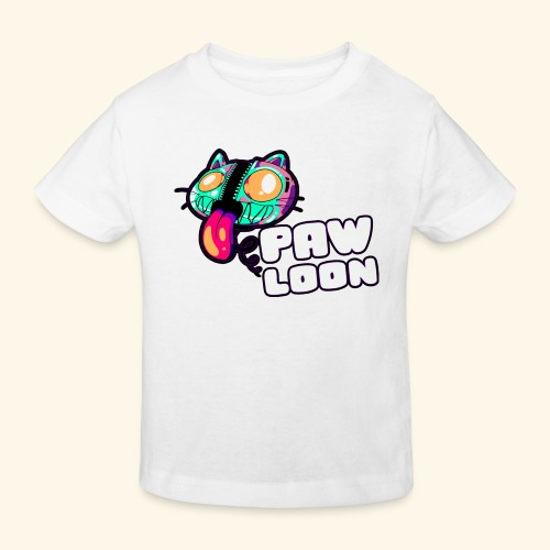 PAWLOON - Kids' Organic T-Shirt