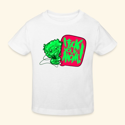 IF @ # * K YOUR MOM! - Kids' Organic T-Shirt