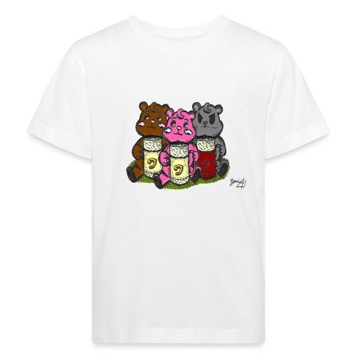 3Ours AngelerasCorp - T-shirt bio Enfant