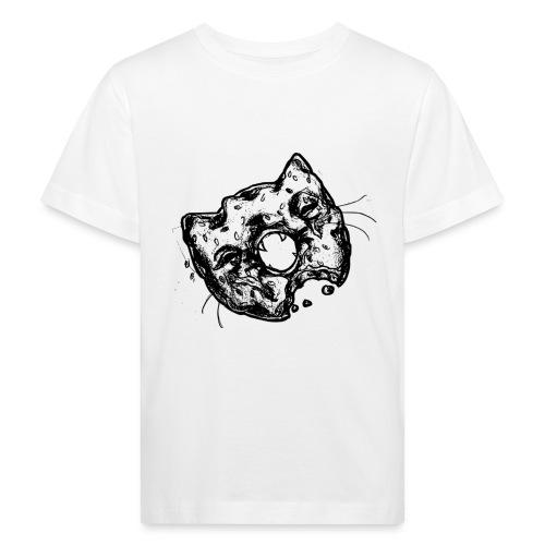 Dona Gato Negro - Camiseta ecológica niño