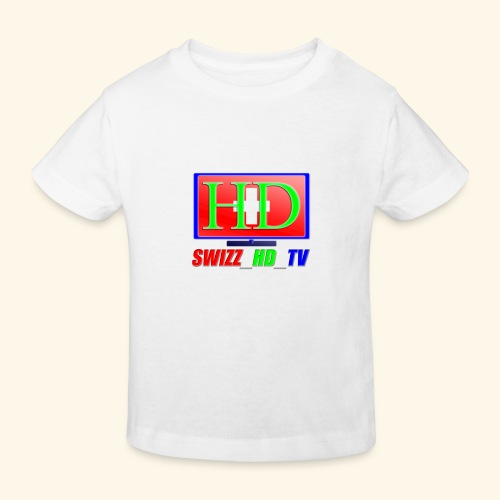 SWIZZ HD TV - Kinder Bio-T-Shirt