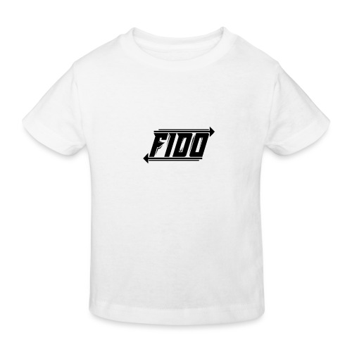 Fido - Simple - Organic børne shirt