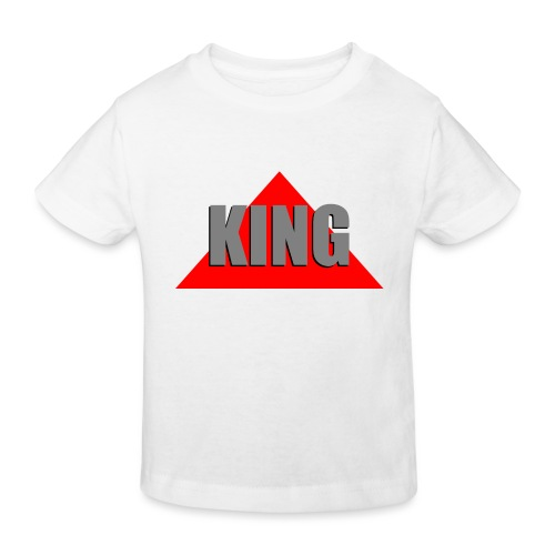 King, by SBDesigns - T-shirt bio Enfant