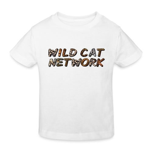 WildCatNetwork 1 - Kids' Organic T-Shirt