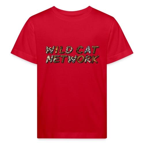 WildCatNetwork 1 - Kids' Organic T-Shirt