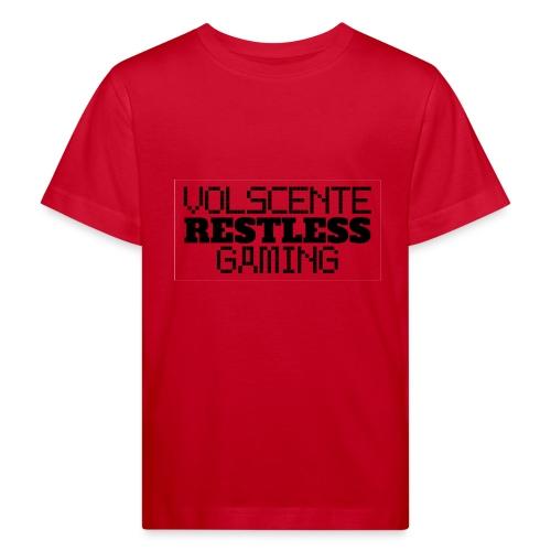 Volscente Restless Logo B - Maglietta ecologica per bambini