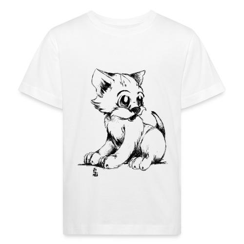Chaton - T-shirt bio Enfant