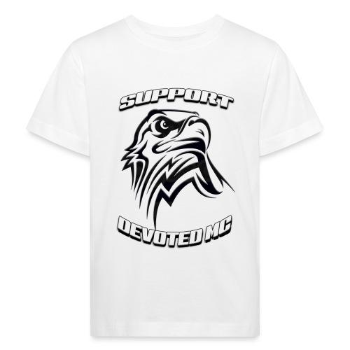 SUPPORT DEVOTEDMC E - Økologisk T-skjorte for barn