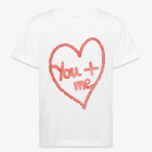 You and me - T-shirt bio Enfant