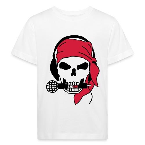 Pirate (par éoline) - T-shirt bio Enfant