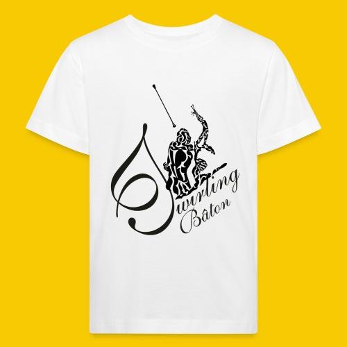 twirling b 2 - T-shirt bio Enfant