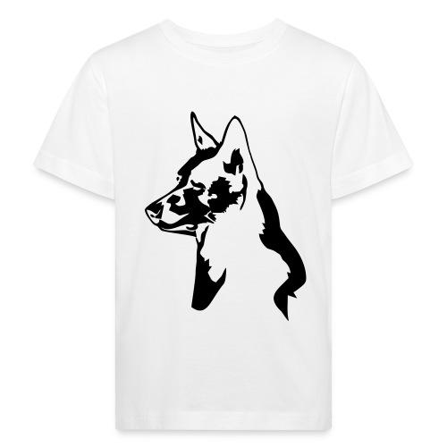 australiankelpie - Lasten luonnonmukainen t-paita