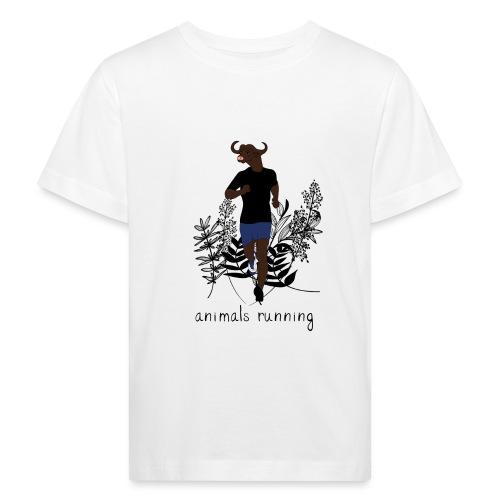 Buffle running - T-shirt bio Enfant