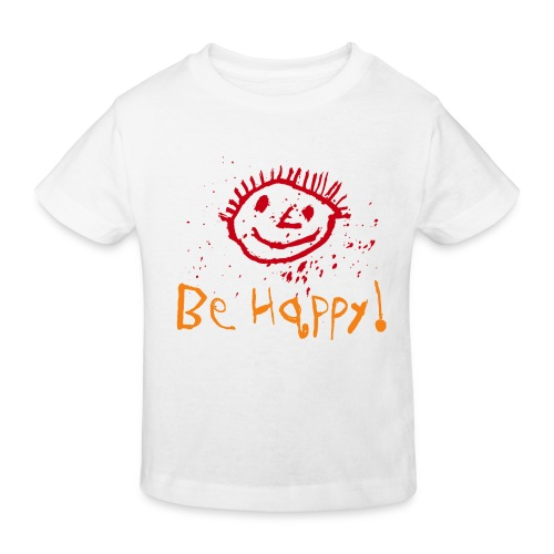 behappy png - Kinder Bio-T-Shirt