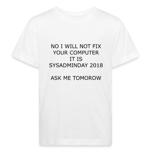 fixpc - Kids' Organic T-Shirt