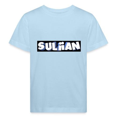 Suliian -Schrift 1 - Kinder Bio-T-Shirt