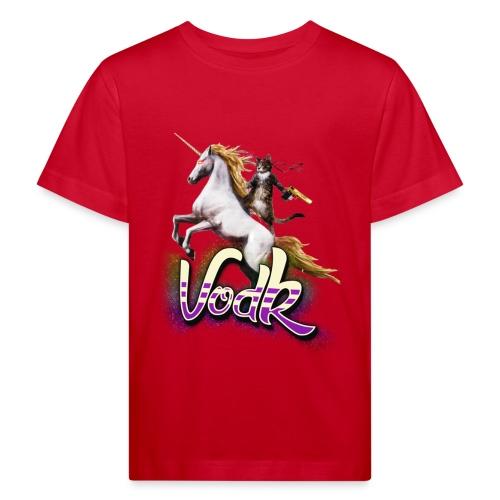 VodK licorne png - T-shirt bio Enfant