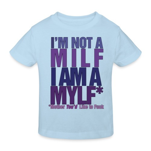 MYLF - Økologisk T-skjorte for barn