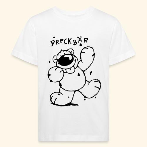 Dreckbär - Kinder Bio-T-Shirt