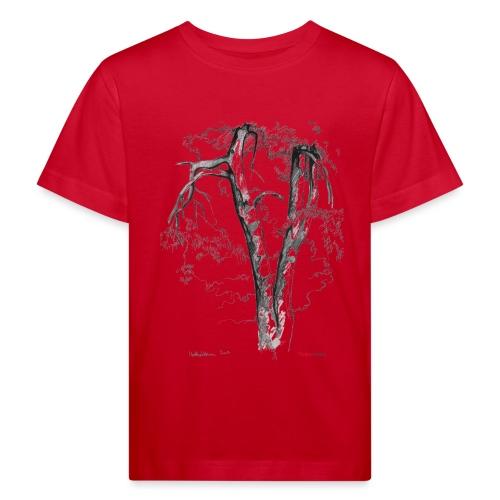 Halaus, Hug - Lasten luonnonmukainen t-paita