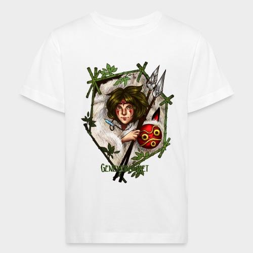 Geneworld - Mononoke - T-shirt bio Enfant