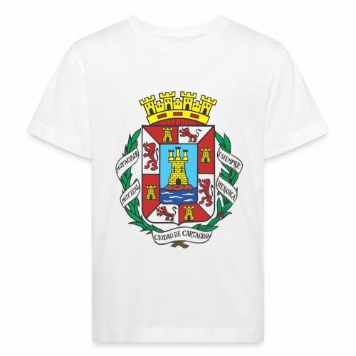 Escudo Cartagena - Camiseta ecológica niño