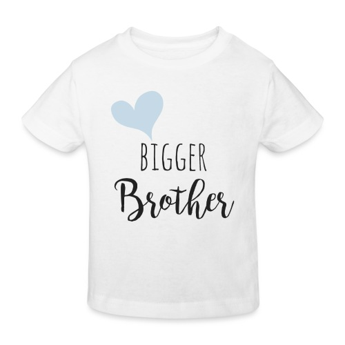 Bigger Brother - Kinder Bio-T-Shirt