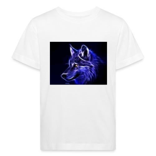 jeff wolf - Økologisk T-skjorte for barn