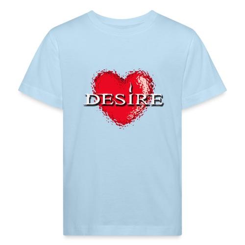 Desire Nightclub - Kids' Organic T-Shirt
