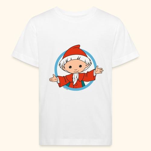 Sandmännchen Hallo! im Kreis - Kinder Bio-T-Shirt