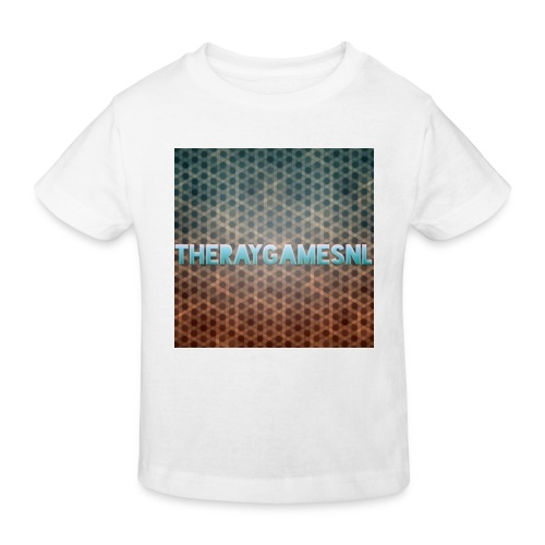 TheRayGames Merch - Kids' Organic T-Shirt