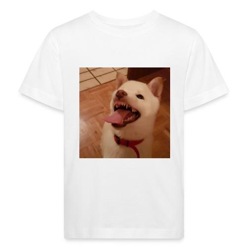 Mein Hund xD - Kinder Bio-T-Shirt