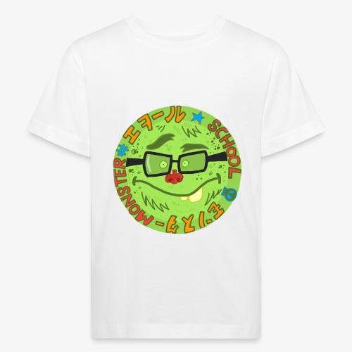 School.Monster - T-shirt bio Enfant
