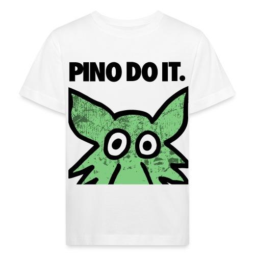 PINO DO IT - Maglietta ecologica per bambini