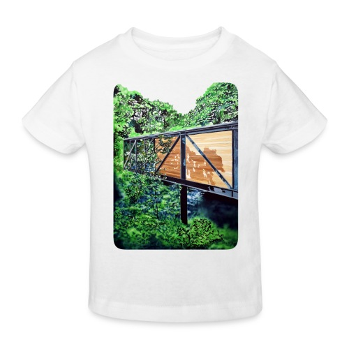 by Eamon O'Kane - Organic børne shirt