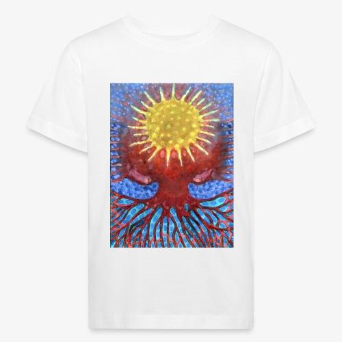 Niebiańskie Drzewo - Ekologiczna koszulka dziecięca