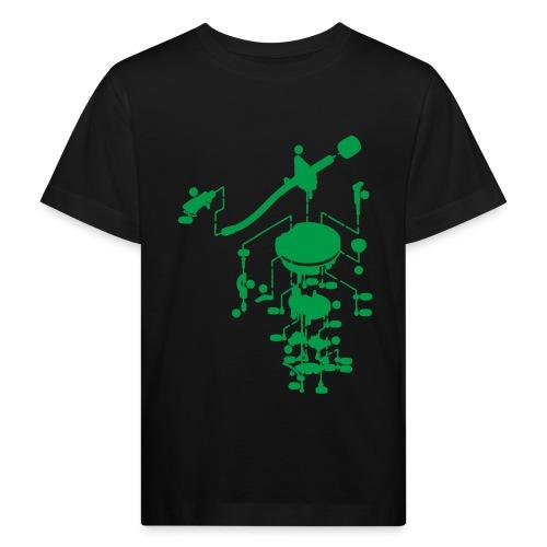 tonearm05 - Kinderen Bio-T-shirt