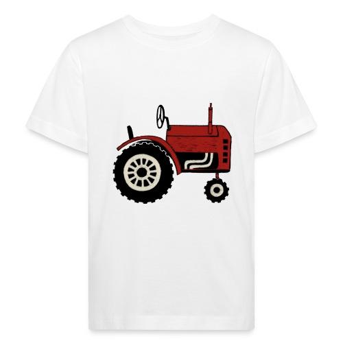 tractor - Kinderen Bio-T-shirt