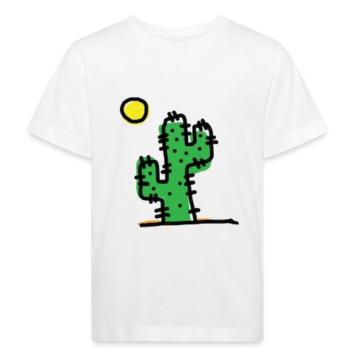 Cactus single - Maglietta ecologica per bambini