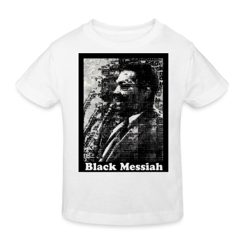 Cannonball Adderley Black Messiah - Kids' Organic T-Shirt