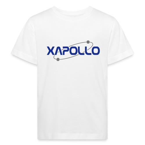 xapollo logo vektor M - Kinder Bio-T-Shirt
