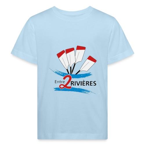 Entre 2 Rivières - T-shirt bio Enfant