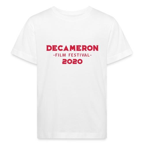 DECAMERON Film Festival 2020 - Kids' Organic T-Shirt