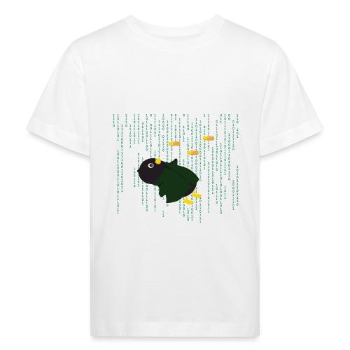 Pingouin Bullet Time - T-shirt bio Enfant
